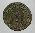 coin reverse Byzantion 6030class=