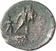 Coin of the Month Aeneas in the Troad