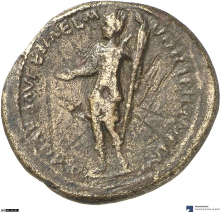 Coin of the Month Coela on the Thracian Chersonesus