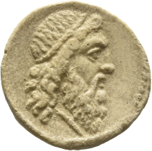 Coin of the Month The Lydian City Founder Adramys on the Coin Image