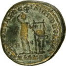 coin reverse Philippopolis 7610class=