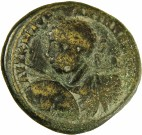 coin obverse Philippopolis 7610