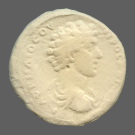 coin obverse Perinthos 2544