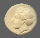 coin obverse Perinthos 1948