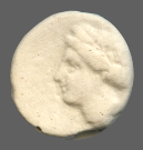 coin obverse Perinthos 1950