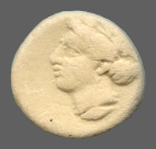coin obverse Perinthos 1952