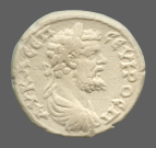 coin obverse Perinthos 2587