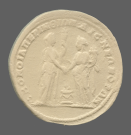 coin reverse Perinthos 3091class=